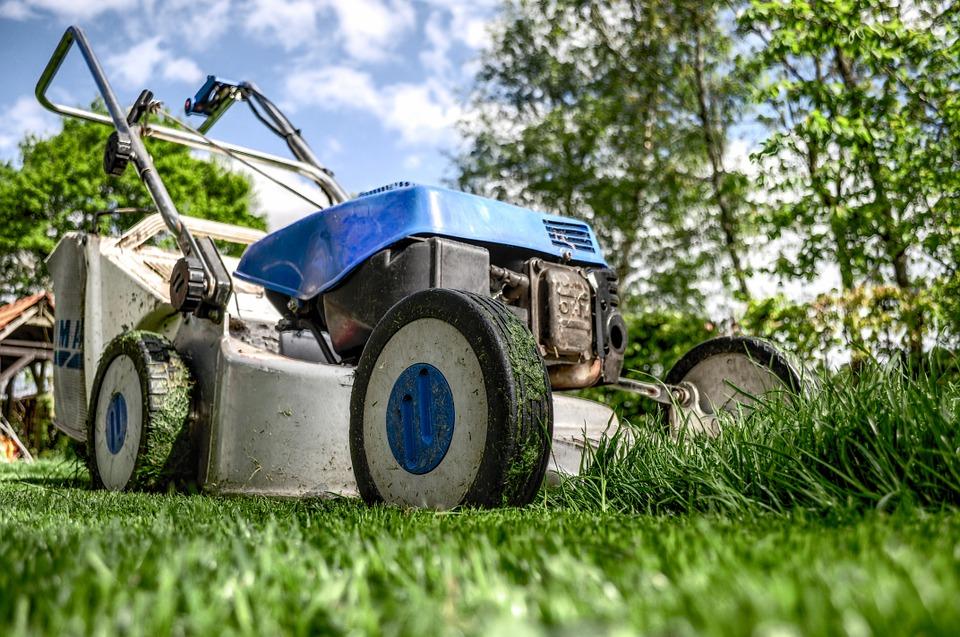 grasmaaier tuinonderhoud