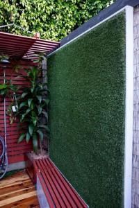 verticaal tuinieren in de tuin