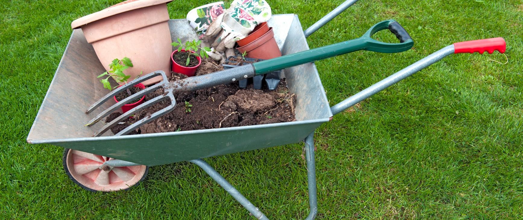 Een tuin aanleggen wat zijn de mogelijkheden for Tuin aan laten leggen