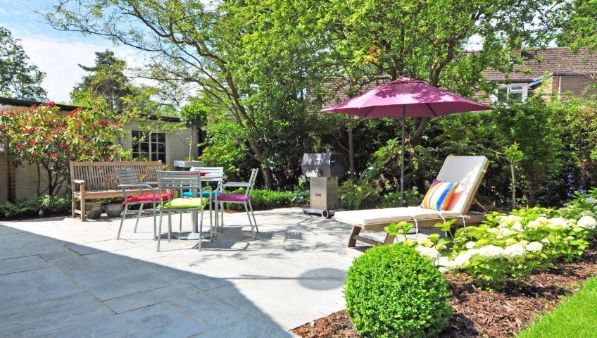 voorbeelden mooie tuinbestrating