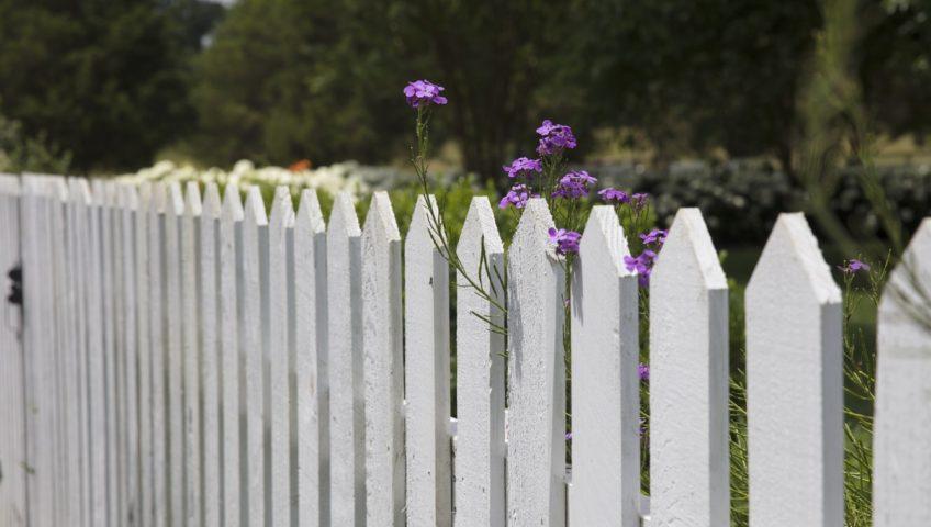 tuinafscheiding laten plaatsen